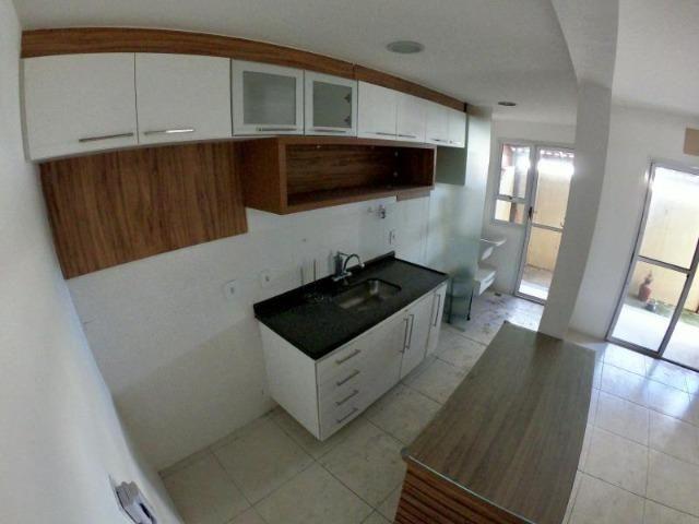 Lindo Apartamento 3 Quartos com Suíte + Quintal Privativo no Villaggio Limoeiro - Foto 4