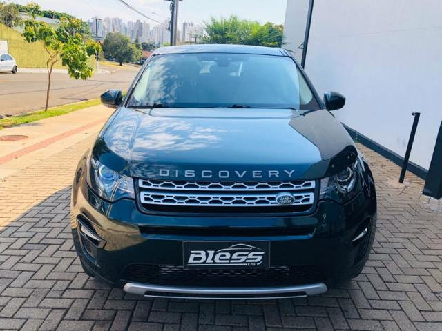 LAND ROVER DISCOVERY SPORT  SI4 HSE  2.0 - Foto 3