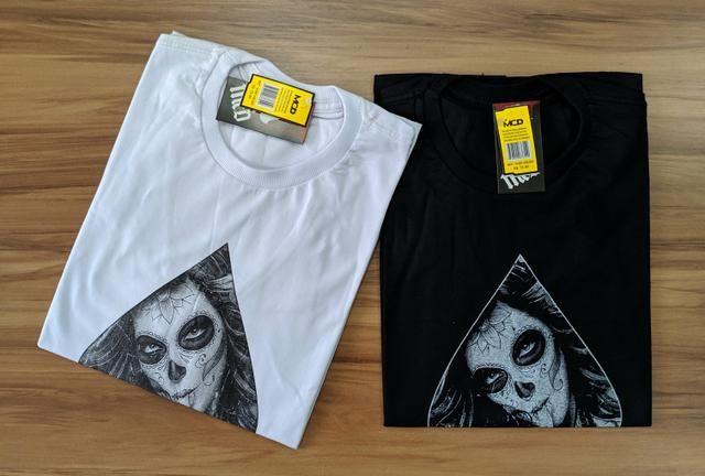 ATACADO Camisetas premium 1linha com tag - Foto 4