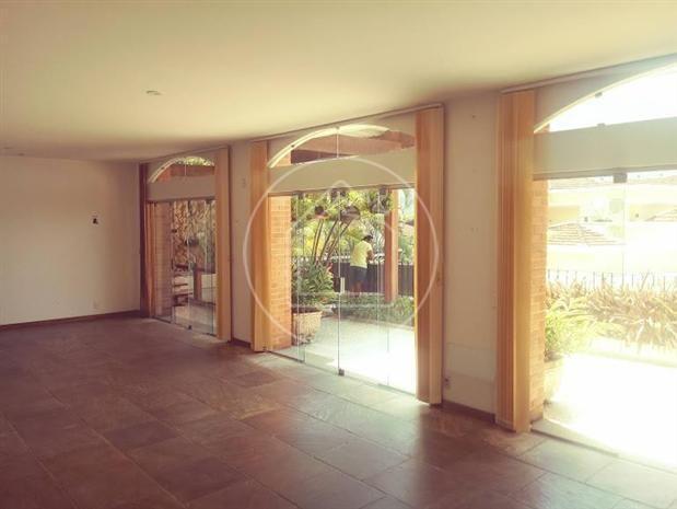 Casa à venda com 4 dormitórios em Jardim botânico, Rio de janeiro cod:840009 - Foto 17
