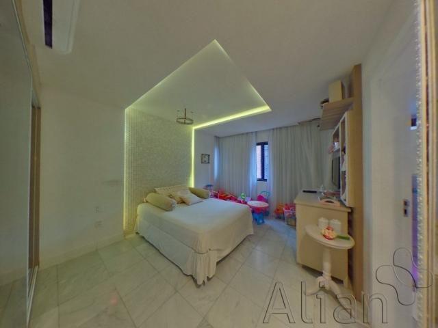 Apartamento 4 suítes Beira mar, vista Mucuripe - Foto 10