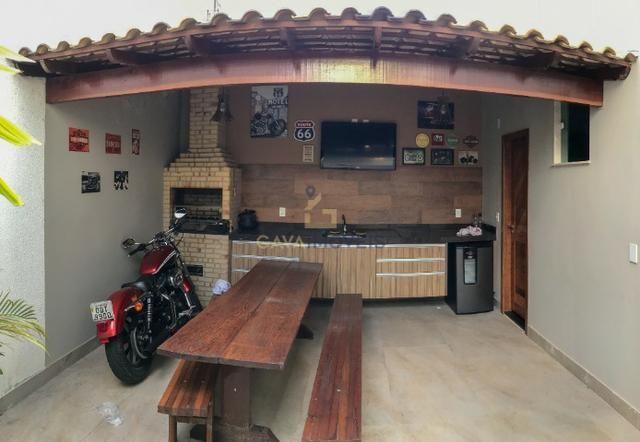 Casa em alto padrão com churrasqueira próximo a Campo Grande - Foto 17