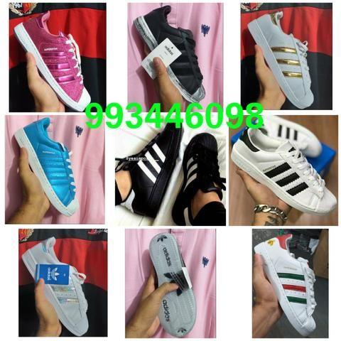 9cc759ddd81 Vendo tênis adidas super star - Artigos infantis - Centro