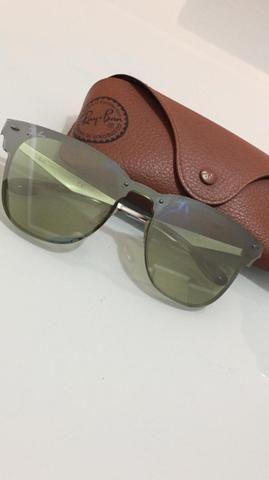 25385e402 Óculos de Sol Ray Ban Blaze Clubmaster - Bijouterias, relógios e ...