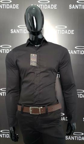 6e3e4b4799 Veja Como Você Pode Obter Camisas Sociais Slim Facilmente Agora! Chame no Zap  99981079224