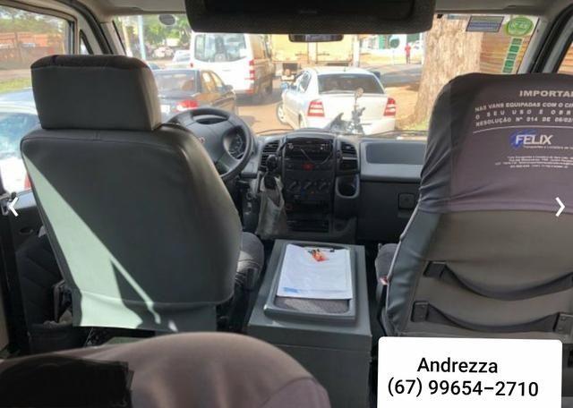 Van Fiat Fica do Minibus 2.3 - Foto 4