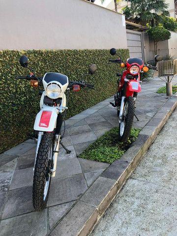 Moto Honda XL 250 ANO 1984 - Foto 3