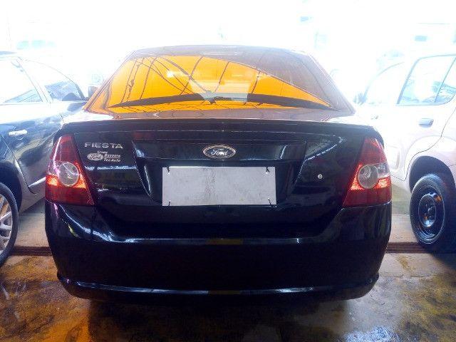 Ford Fiesta sedan compl + gnv ent + 48x 430,00 Fixas 1ª parcela por conta da loja - Foto 5