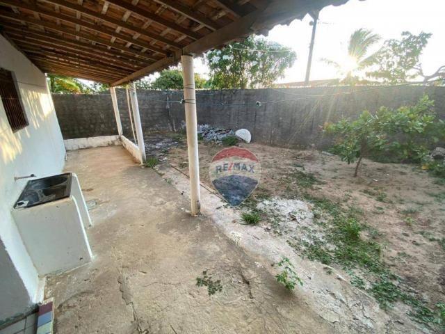 Casa com 3 dormitórios à venda, 76 m² por R$ 150.000,00 - Jacumã - Conde/PB - Foto 17