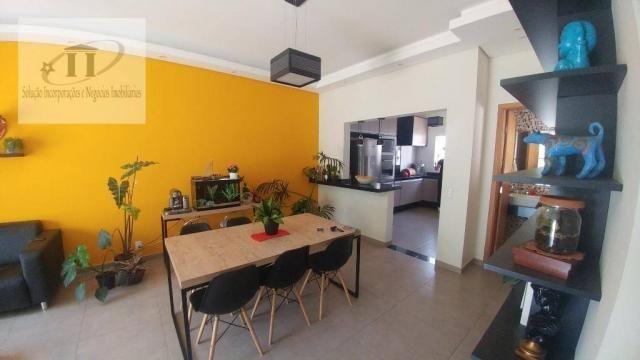 Casa à venda, 121 m² por R$ 545.000,00 - Condomínio Manaca - Jaguariúna/SP - Foto 2