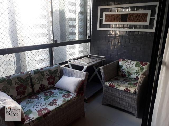 Edf Costa Dourada em Boa Viagem / padrão Rio Ave / 150m / 4 Qtos / lazer/localização t... - Foto 8