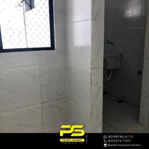 Apartamento com 2 dormitórios à venda, 68 m² por R$ 230.000 - Expedicionários - João Pesso - Foto 9