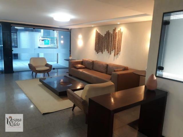 Edf Costa Dourada em Boa Viagem / padrão Rio Ave / 150m / 4 Qtos / lazer/localização t... - Foto 4