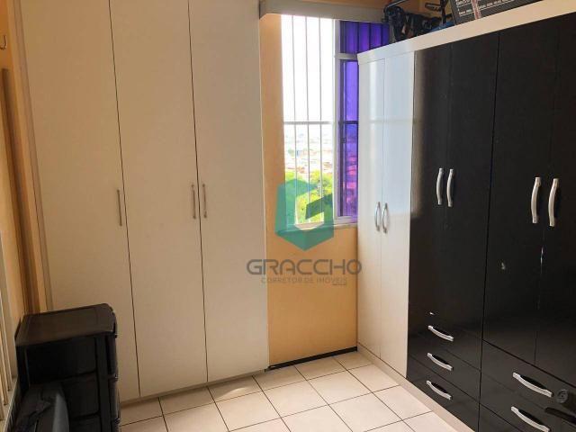 Apartamento com 3 dormitórios à venda, 60 m² por R$ 230.000 - Parangaba - Fortaleza/CE - Foto 15