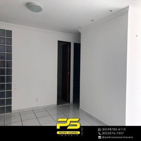 Apartamento com 2 dormitórios à venda, 68 m² por R$ 230.000 - Expedicionários - João Pesso - Foto 2
