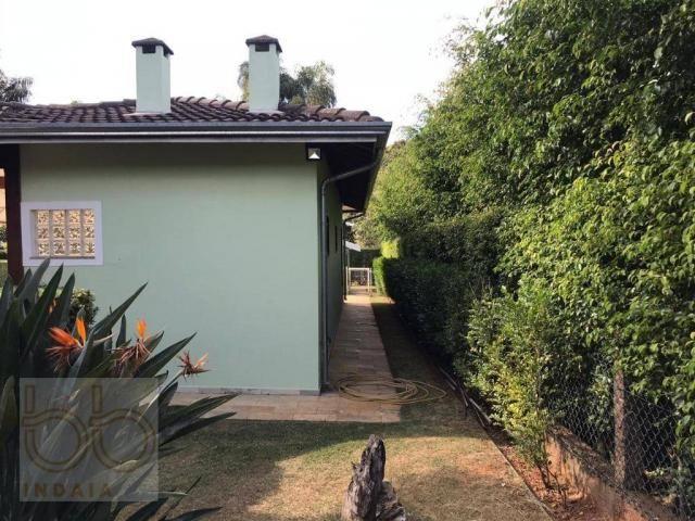 Casa com 4 dormitórios para alugar, 578 m² por R$ 12.000,00/mês - Condomínio Helvetia Coun - Foto 7