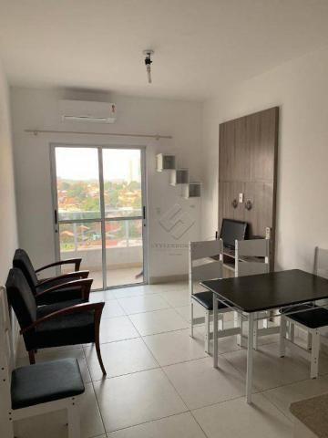 Apartamento Flat no Della Rosa 1 com 1 dormitório à venda, 47 m² por R$ 190.000 - Ribeirão - Foto 9