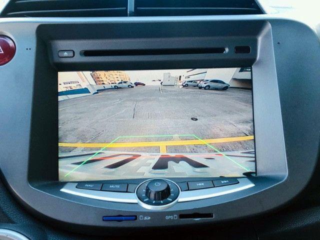 Honda Fit Ex 1.5 Automático - 2014 Com Couro - Foto 10