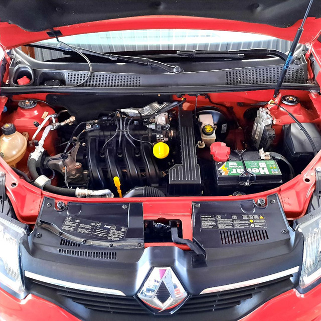 Renault Sandero Hatch 1.0 2015 - Foto 15