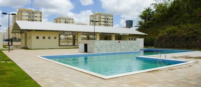 Apartamento 2 Quartos 1 Vaga 49 m² com Lazer Móveis Planejados Aceita Permuta - Foto 6