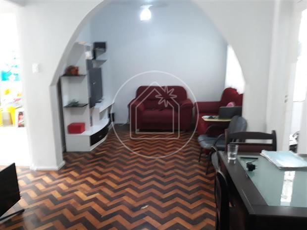 Casa de condomínio à venda com 3 dormitórios em Botafogo, Rio de janeiro cod:875509