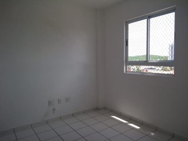 Apartamento com 2 dormitórios à venda, 55 m² por R$ 180.000 - Capim Macio - Natal/RN - Foto 4