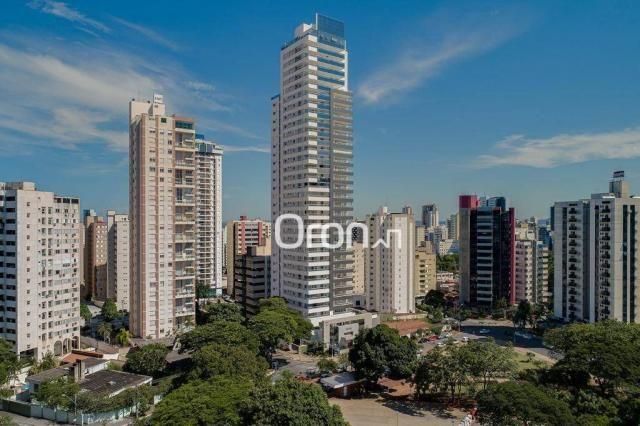 Apartamento com 5 dormitórios à venda, 382 m² por R$ 3.019.000,00 - Setor Oeste - Goiânia/ - Foto 5