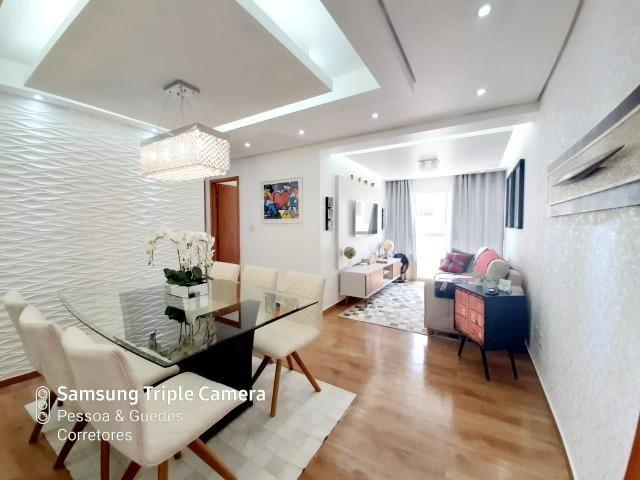 Apartamento 2 Quartos 1 Vaga 49 m² com Lazer Móveis Planejados Aceita Permuta - Foto 14