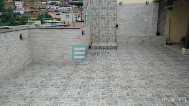 Santa Cruz - Rua Simeão de Farias - espetacular cobertura sala 3/4 4 vagas - Foto 9