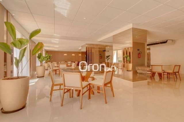Apartamento com 5 dormitórios à venda, 382 m² por R$ 3.019.000,00 - Setor Oeste - Goiânia/ - Foto 19