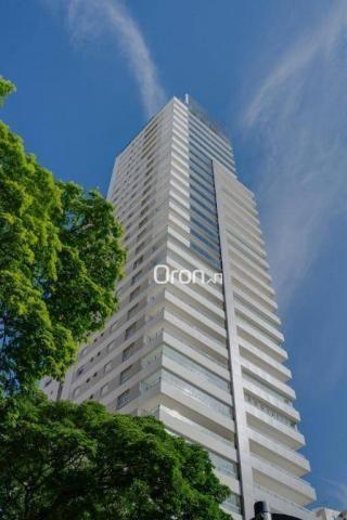 Apartamento com 5 dormitórios à venda, 382 m² por R$ 3.019.000,00 - Setor Oeste - Goiânia/ - Foto 3