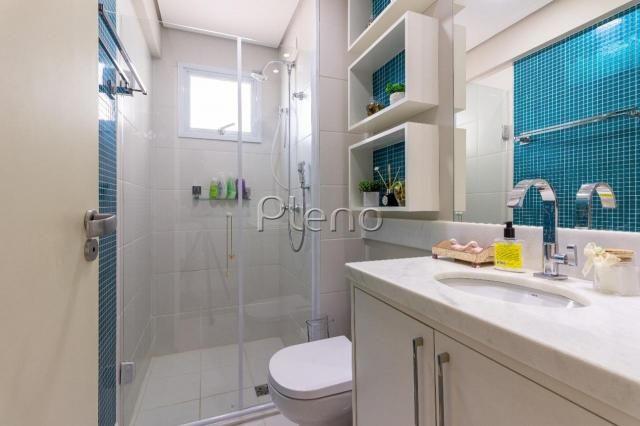 Apartamento à venda com 2 dormitórios em Taquaral, Campinas cod:AP020414 - Foto 9