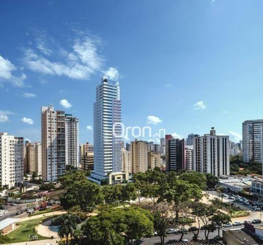 Apartamento com 5 dormitórios à venda, 382 m² por R$ 3.019.000,00 - Setor Oeste - Goiânia/ - Foto 4