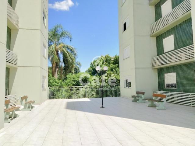 Apartamento de 2 dormitórios, sala, cozinha e área de serviço. - Foto 2