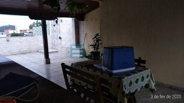 Santa Cruz - Rua Simeão de Farias - espetacular cobertura sala 3/4 4 vagas - Foto 4