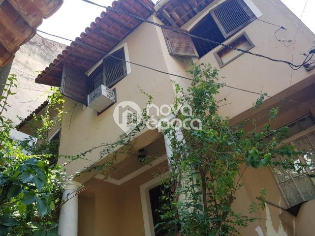 Casa de condomínio à venda com 4 dormitórios em Grajaú, Rio de janeiro cod:IP4CS38675