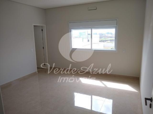 Casa à venda com 3 dormitórios em Jardim golden park residence, Hortolândia cod:CA005197 - Foto 6