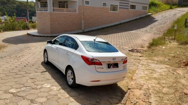 Hyundai HB20s 1.6 Premium Aut Branco Completo - Foto 2