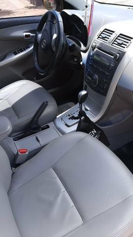 Corolla 2012 XEI automático lacrado - Foto 6