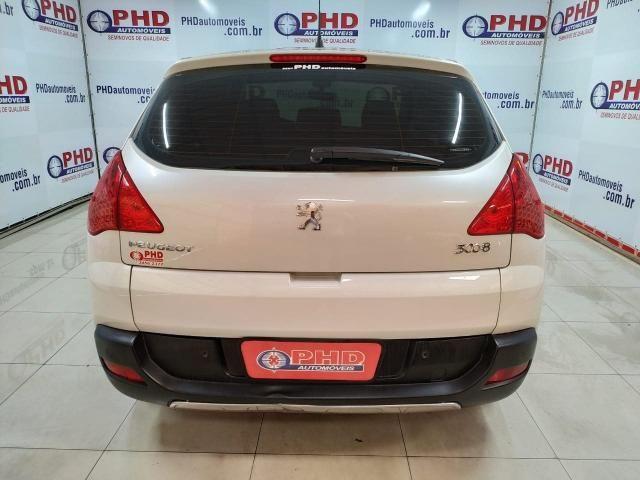 3008 2012/2013 1.6 ALLURE THP 16V GASOLINA 4P AUTOMÁTICO - Foto 4