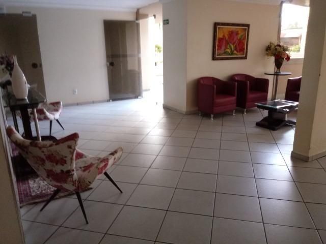 Lindo apto 3 quartos com suite, armários, Setor Aeroporto, Goiânia,Go - Foto 4