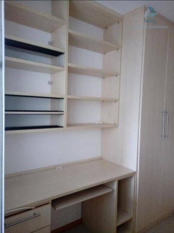 Apartamento com 4 dormitórios para alugar, 118 m² por R$ 3.500,00/mês - Icaraí - Niterói/R - Foto 9