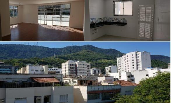 Edifício Elizabeth | Cobertura Linear na Tijuca de 4 quartos com suíte | Real Imóveis RJ - Foto 11