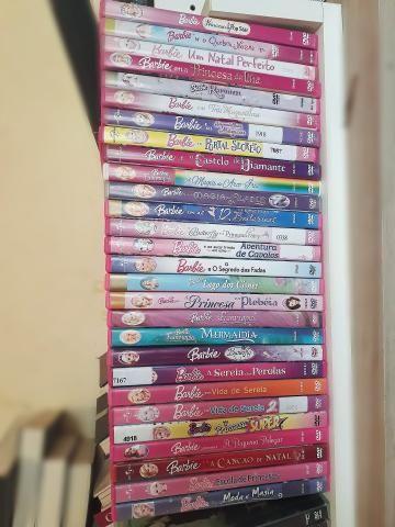Filmes da Barbie - Foto 2
