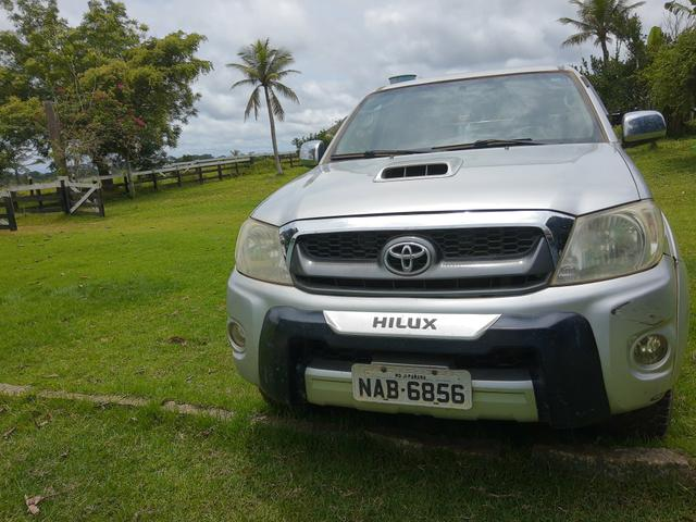 Hilux 2011 completa