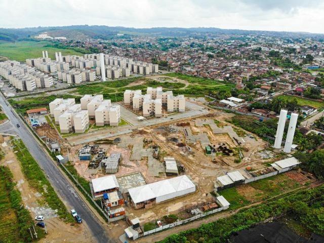 M Ultimas Unidades Apto 3 Qtos/01 Suíte-Reserva Jacarandas-Document. Grátis - Foto 3