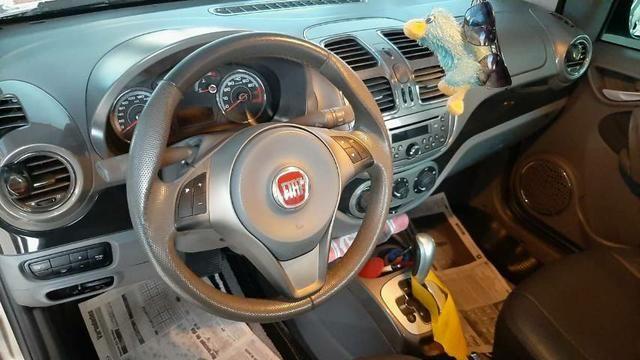 Vendo carro gran Siena 1.6 automático dual log - Foto 3