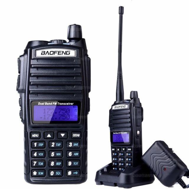 Radio Ht Dual Band Uhf Vhf Baofeng UV82 - Foto 3