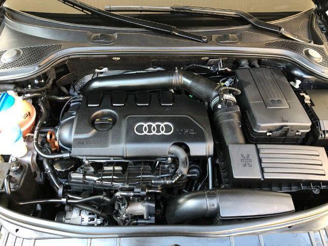 Audi A3 Sportback 2.0 Tfsi S-tronic ano: 2010 Top Blindado Impecavel - Foto 18