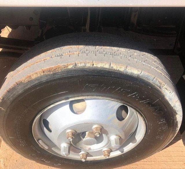 caminhao ford cargo 816 basculante 2013 - Foto 6